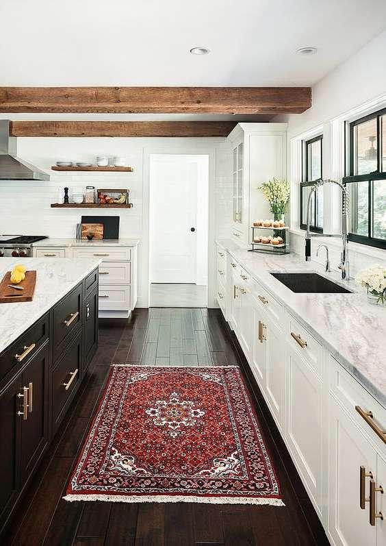مدلهای جدید فرش آشپزخانه