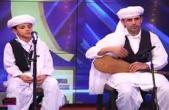 تشرف شرکت کننده نوجوان اهل سنت برنامه عصر جدید به حرم مطهر رضوی