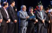 گزارش تصویری تکریم و معارفه استاندار خراسان رضوی