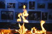 گزارش تصویری| حال و هوای خیایانهای اطراف حرم در شب شهادت امام رضا(ع)