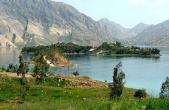 جزیره ناشناخته و زیبا در ایران+فیلم